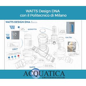 WATTS Design DNA con il Politecnico di Milano