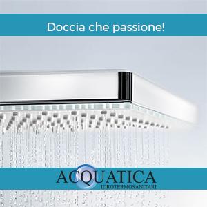 Doccia Che Passione 3 Soffioni Doccia By Hansgrohe Acquatica Group